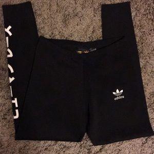 Pharrell Williams Adidas leggings